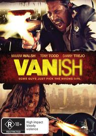 VANish on DVD