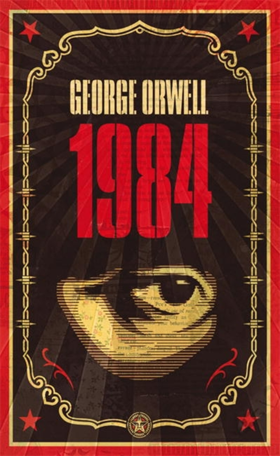 Nineteen Eighty-Four by George Orwell image