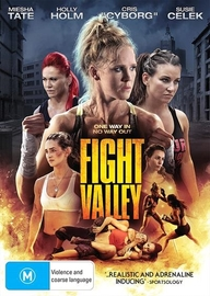 Fight Valley on DVD image