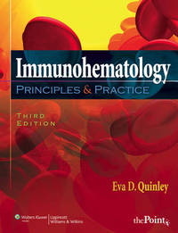 Immunohematology by Eva D. Quinley image