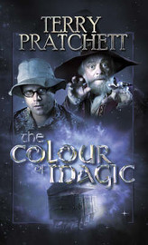 The Colour of Magic Omnibus: 2 books in 1 (Discworld - Rincewind) by Terry Pratchett image