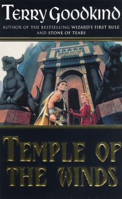 Temple of the Winds (Sword of Truth #4) by Terry Goodkind image
