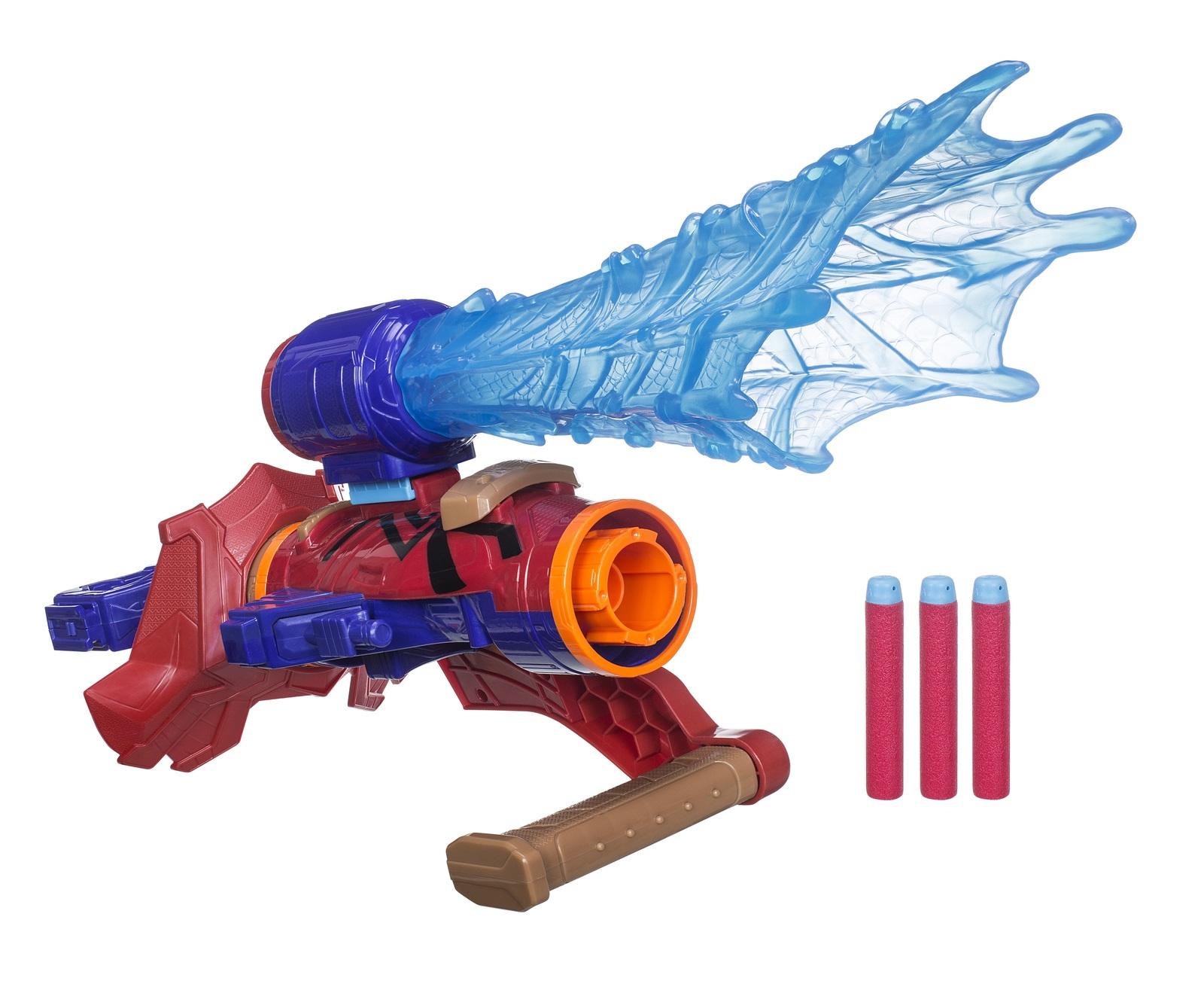 Nerf Avengers: Assembler Gear - Spider-Man Blaster image