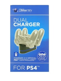 PS4 Dual Controller Charging Dock for PS4