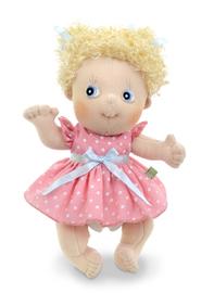 """Rubens Barn: Cutie Emelie - 12"""" Plush Doll"""