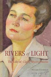 Rivers of Light by Miriam Kalman Friedman