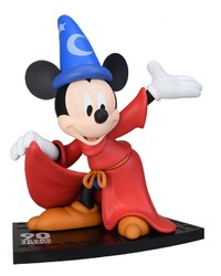 Mickey Mouse 90th Anniversary - FANTASIA - PVC Figure