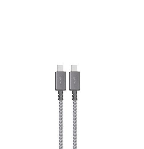 MOSHI USB-C Charge Cable, 2M (Grey)