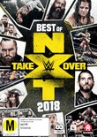 WWE: Best of NXT Takeover 2018 on DVD