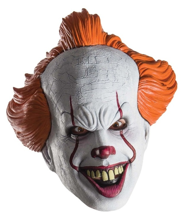 IT: Chapter 2 - Pennywise Adult Mask (3/4)