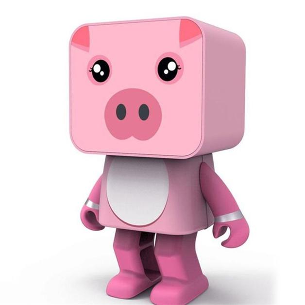 Dancing Animal Bluetooth Speaker - Pig