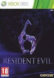 Resident Evil 6 for X360