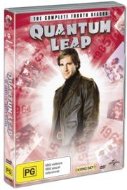 Quantum Leap - Season 4 on DVD
