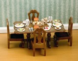 Sylvanian Families - Dinner Party Set