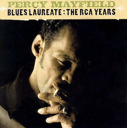 Blues Laureate: The RCA Years by Percy Mayfield image