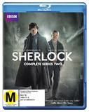 Sherlock - The Complete Second Season on Blu-ray