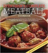 The Everyman's Complete Meatball Cookbook by Ellen Brown
