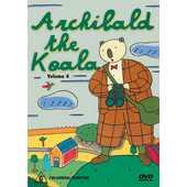 Archibald The Koala - Vol. 3 on DVD