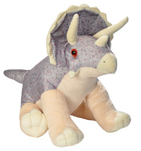 Little Biggies: Triceratops - 30 Inch Plush