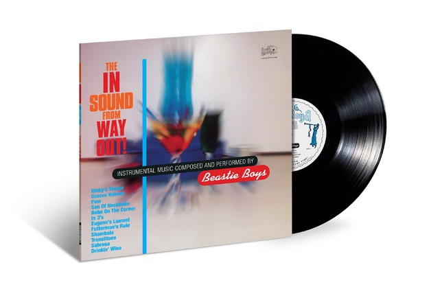 TheInSoundFromWayOut (LP) by Beastie Boys