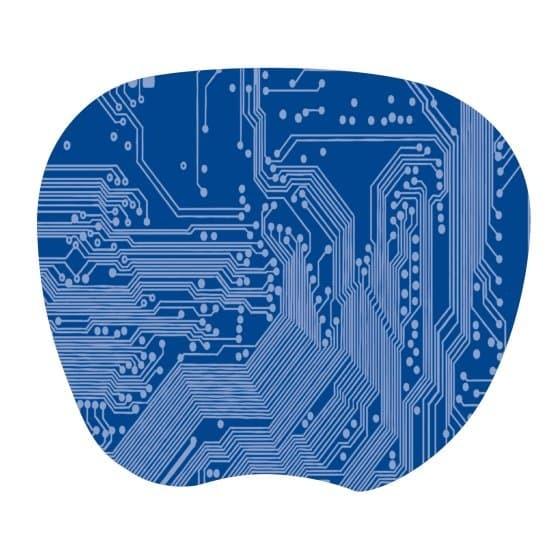 Kensington: Super Thin Mouse Pad - 1mm Blue