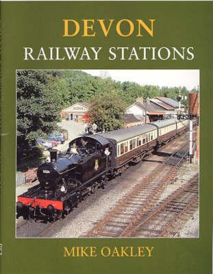 Devon Railway Stations by Mike Oakley image