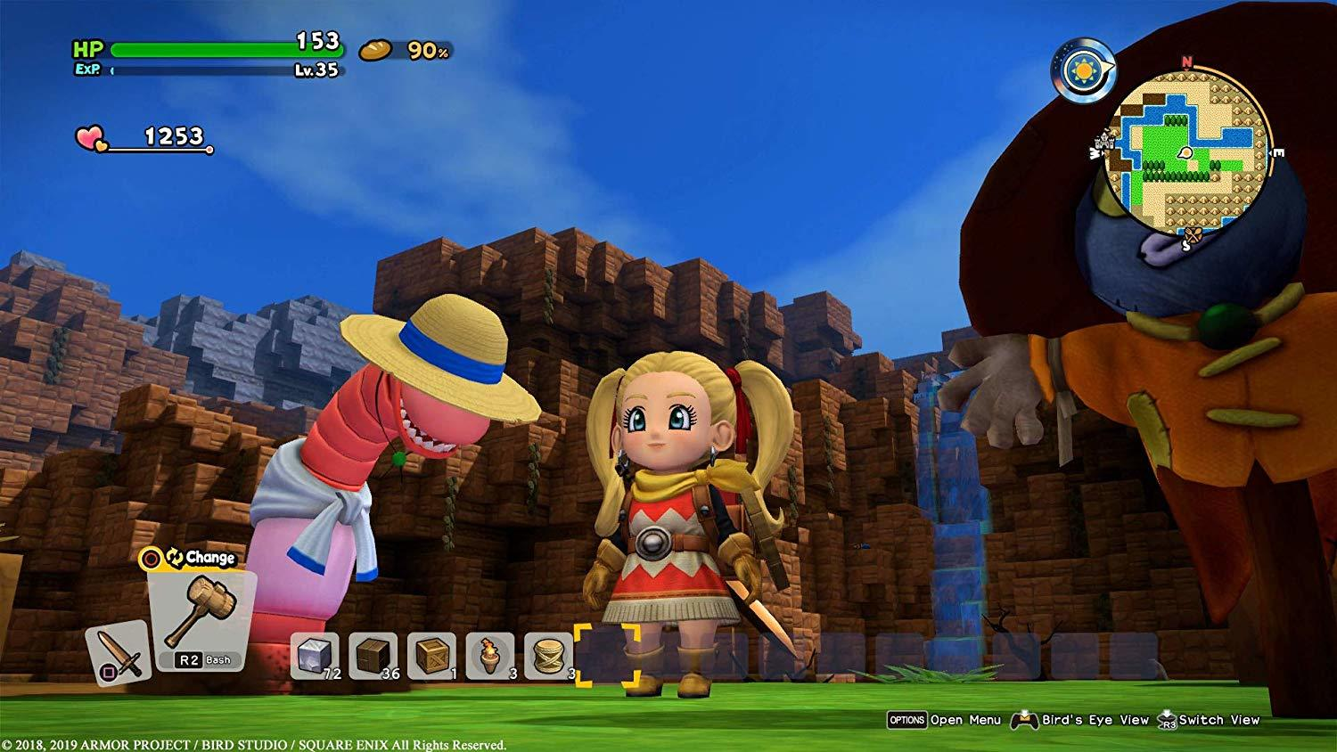 Dragon Quest Builders 2 for PS4 image