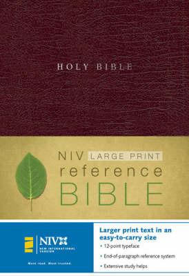 NIV Reference Bible image