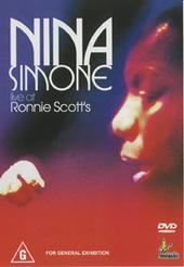 Nina Simone - Live At Ronnie Scotts on DVD