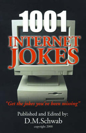 1001 Internet Jokes by D. M. Schwab image