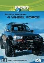 Extreme Machines - 4-Wheel Force on DVD