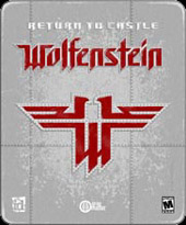 Return to Castle Wolfenstein: Collectors Tin Box Edition - 16+ for PC Games