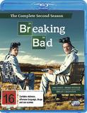 Breaking Bad - Season 2 on Blu-ray