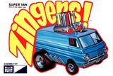MPC Zingers Super Van 1/32 Model Kit