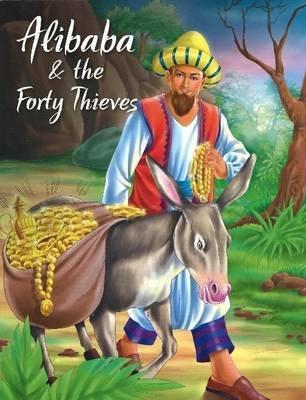 Alibaba & the Forty Thieves by Pegasus