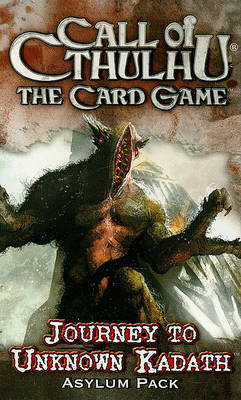 Call of Cthulhu Living Card Game: Journey to Unknown Kadath Pack by Fantasy Flight Games