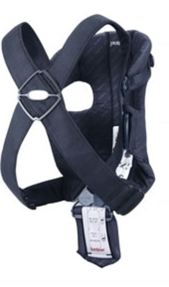 60d9738c136 Buy Baby Bjorn Baby Carrier Original Classic - City Black at Mighty ...