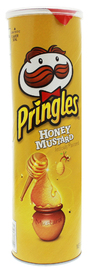 Pringles Super Stack Honey Mustard flavour 158g