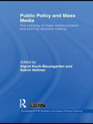 Public Policy and the Mass Media image