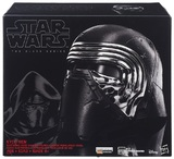 Star Wars: Black Series Kylo Ren Voice Changer Helmet