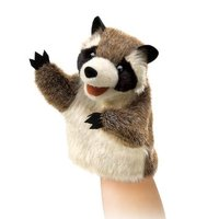 Folkmanis Hand Puppet - Little Raccoon