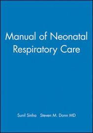 Manual of Neonatal Respiratory Care image