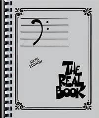 The Real Book - Volume 1 (Bass Clef) by Hal Leonard Publishing Corporation