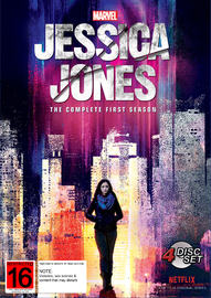 Jessica Jones - The Complete First Season on DVD