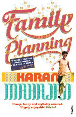 Family Planning by Karan Mahajan image