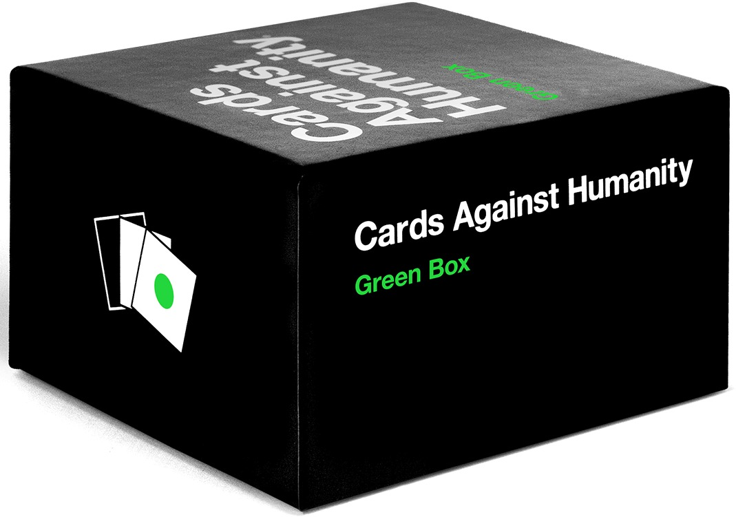 Cards Against Humanity: Green Box - Expansion image