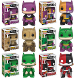 Impopsters - Batman As Villains Pop! Vinyl Figure Bundle