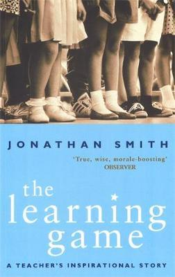 The Learning Game by Jonathan Smith image