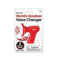 Worlds Smallest Voice Changer