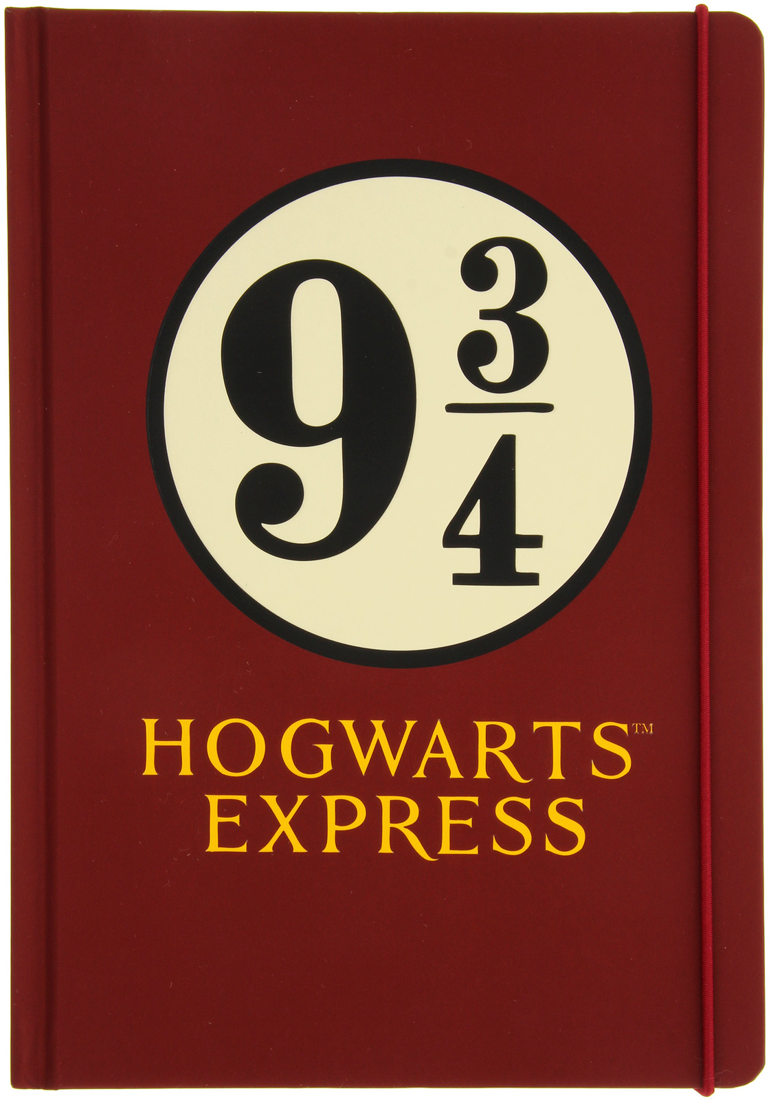 Harry Potter: Platform 9 3/4 - A5 Notebook image